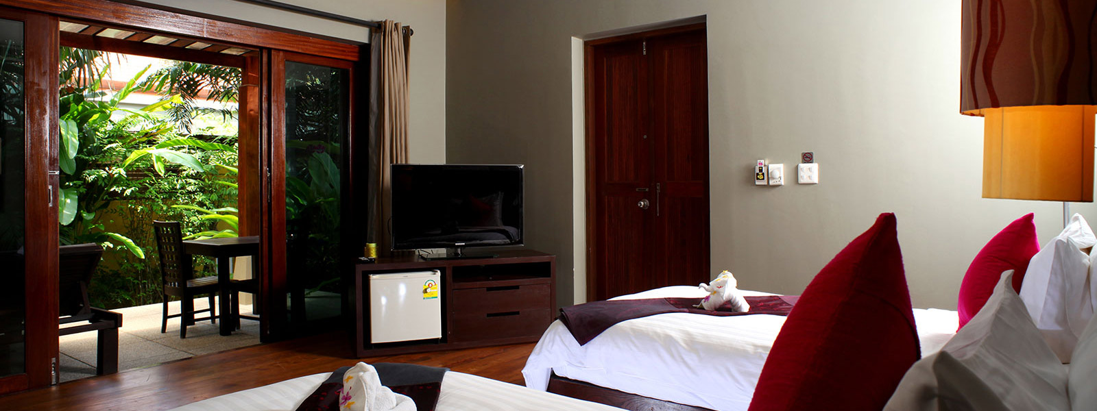 Chongfah Resort Khao Lak - Deluxe Bungalow