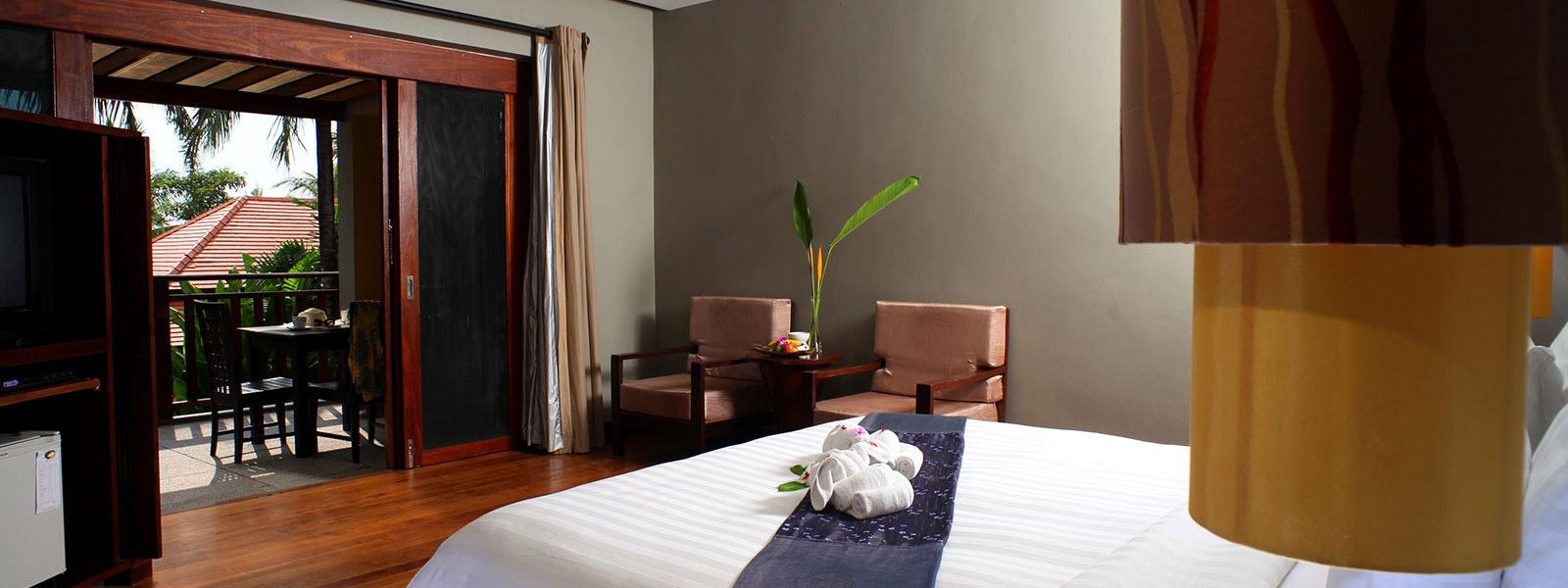 Chongfah Resort Khao Lak - Deluxe Room