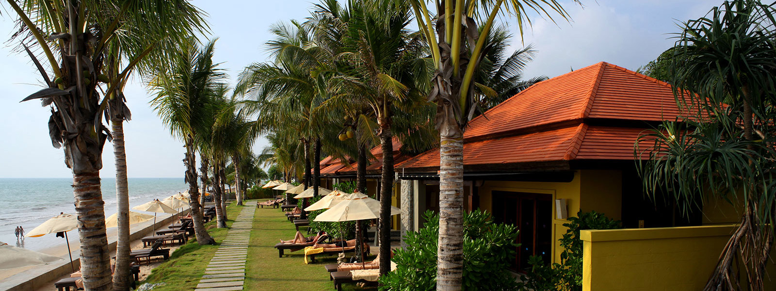 Chongfah Resort Khao Lak - Accommodation Seaview Bungalow