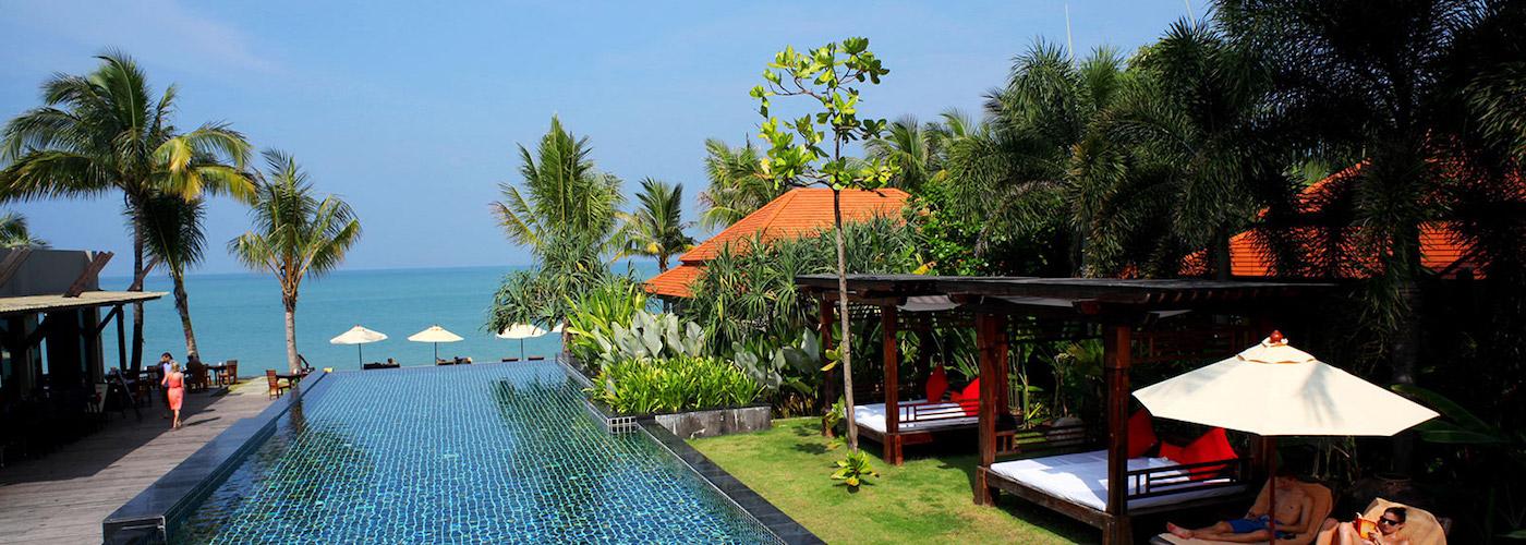 Chongfah Beach Resort Khao Lak - Exterior